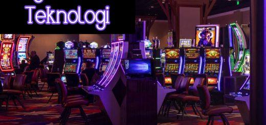 Vegas Casino Teknologi